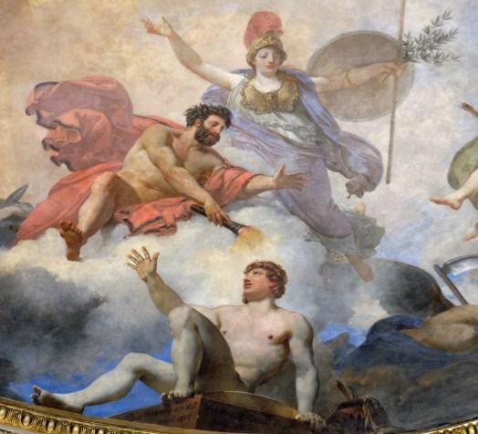 Prometheus creates man