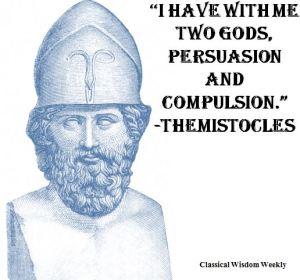 Themistocles quote