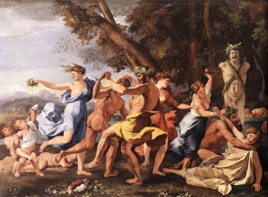 Pan or Dioynsius festival
