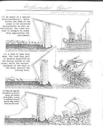 Archimedes The Super Villain