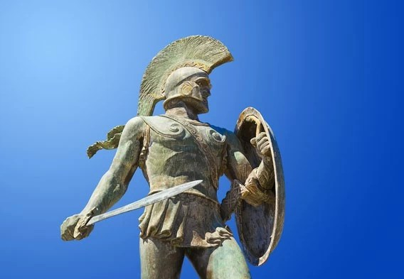 Spartan Training Crafting Warriors Of Legend