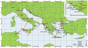 Aeneas trip