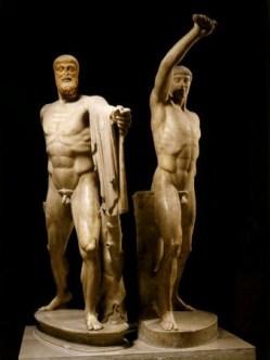 Harmodius and Aristogeiton
