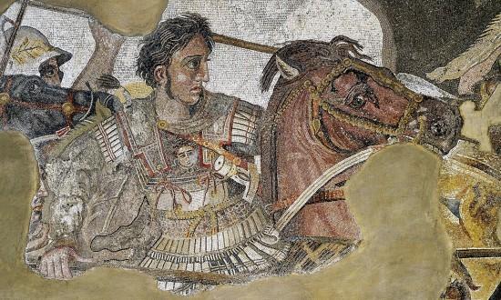 A famous Macedonian drinker