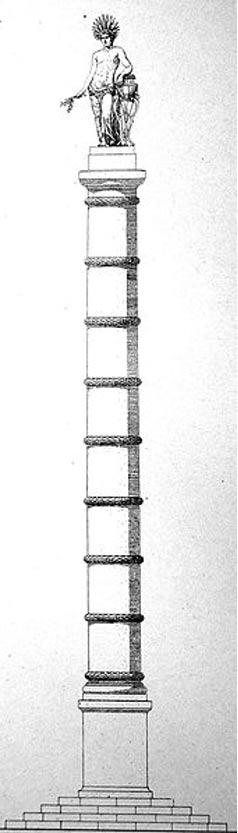 Confusing Column of Constantine