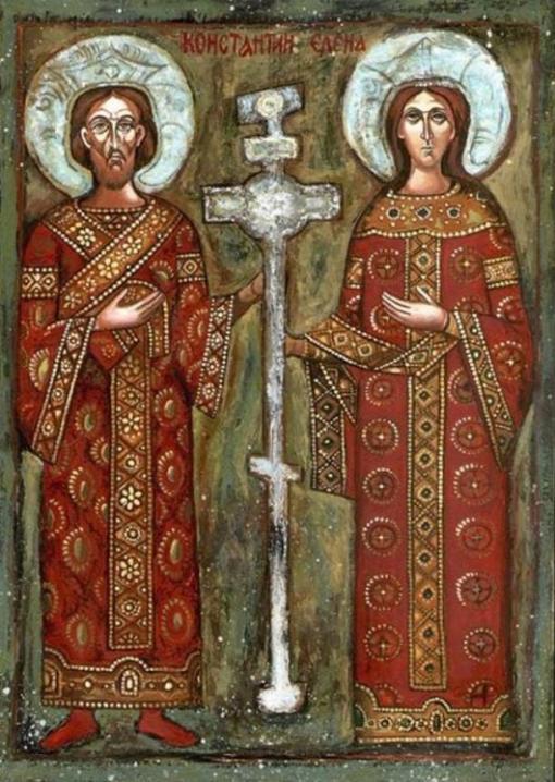 Icon of Constantine