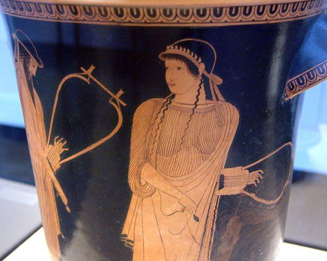 Vase of Sappho