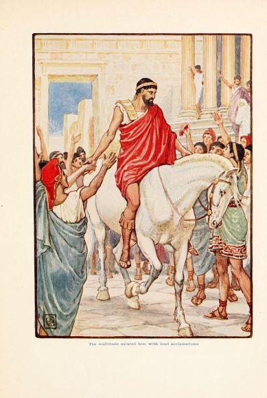 Illustration of Lysander