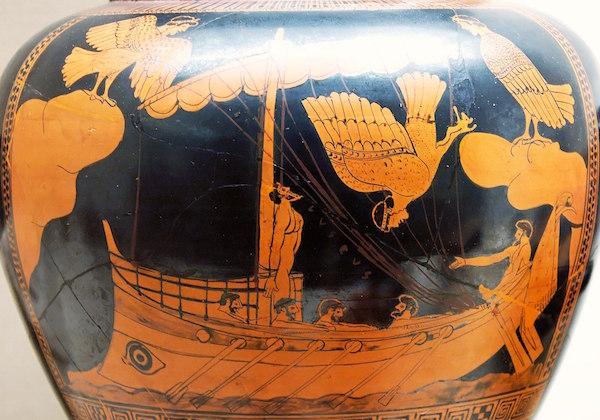 Sirens Vase