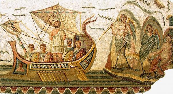 Siren Mosaic