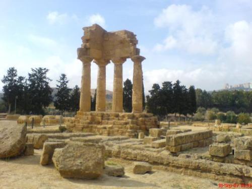 Sanctuary of Demeter and Persephone