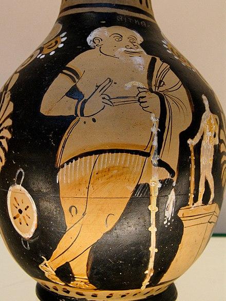 Vase of Xanthias
