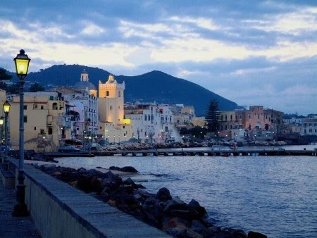 Modern day Ischia