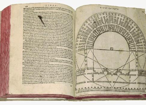 Illustration from De Architectura
