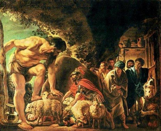 Polyphemus cave