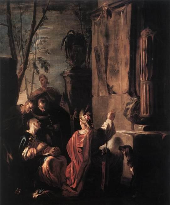 Ovid's Tomb