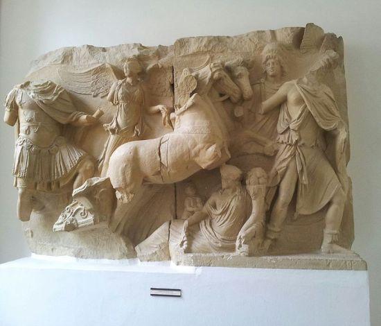 Apotheosis of Lucius