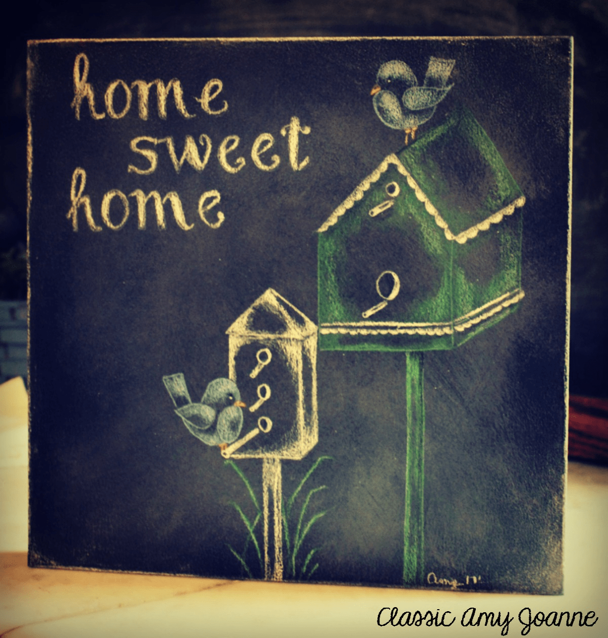 home sweet home - Copy