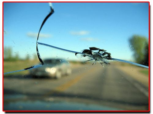 Classic Auto Glass Stone Chip Repair