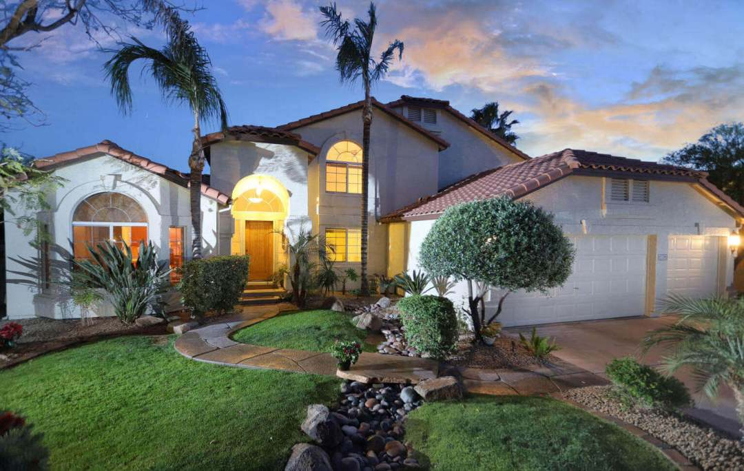 Point South Mountain homes for sale