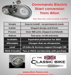 alton estart for norton classic bike experiencealton alternator wiring diagram 14 [ 959 x 1081 Pixel ]