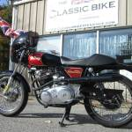1974 Norton Commando With Alton Electric Start Classic Bike Experience