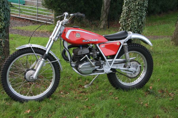 Bike of the Week: Bultaco Sherpa 350 T 1977 direct from a US museum