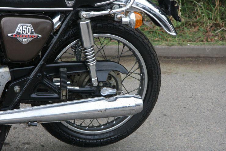 Honda CB450 CB 450 BARN FIND Restoration Project FOR SALE 11