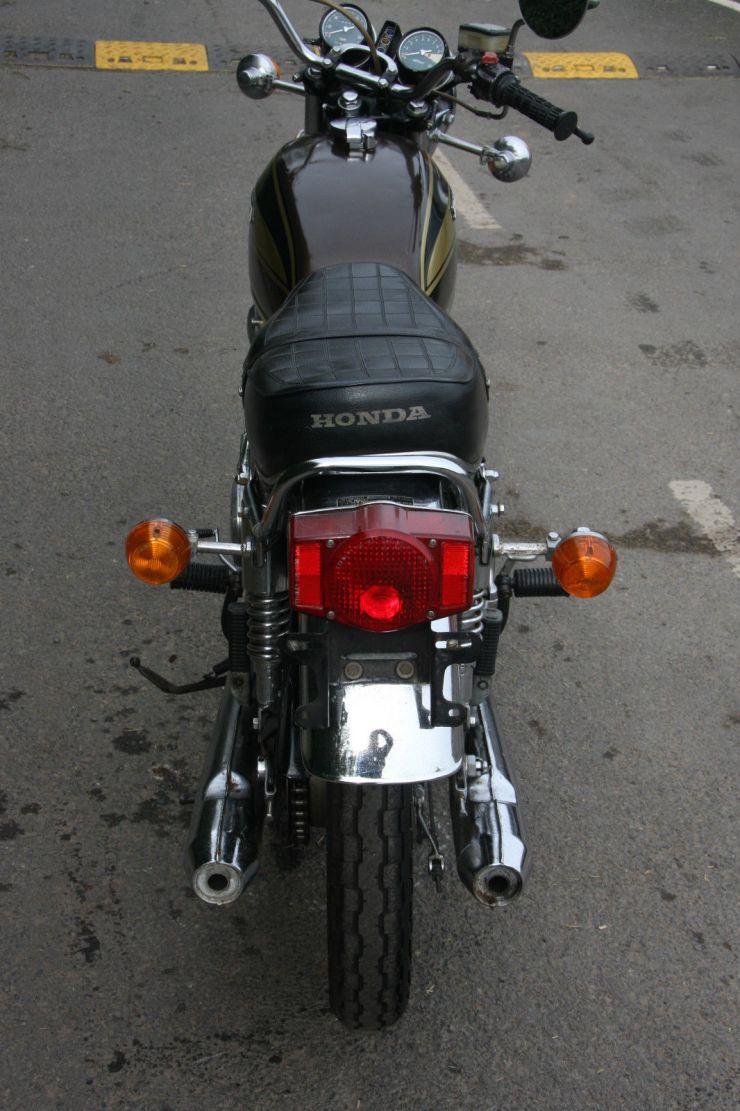 Honda CB450 CB 450 BARN FIND Restoration Project FOR SALE 5