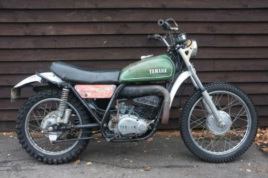 Yamaha DT250 A DT 250 A US For Sale