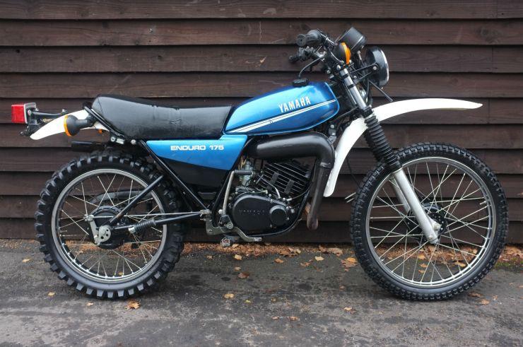 a Yamaha DT175MX For Sale