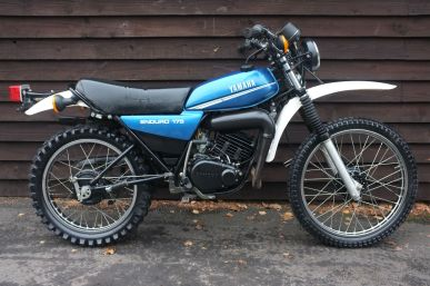 a Yamaha DT175MX For Sale
