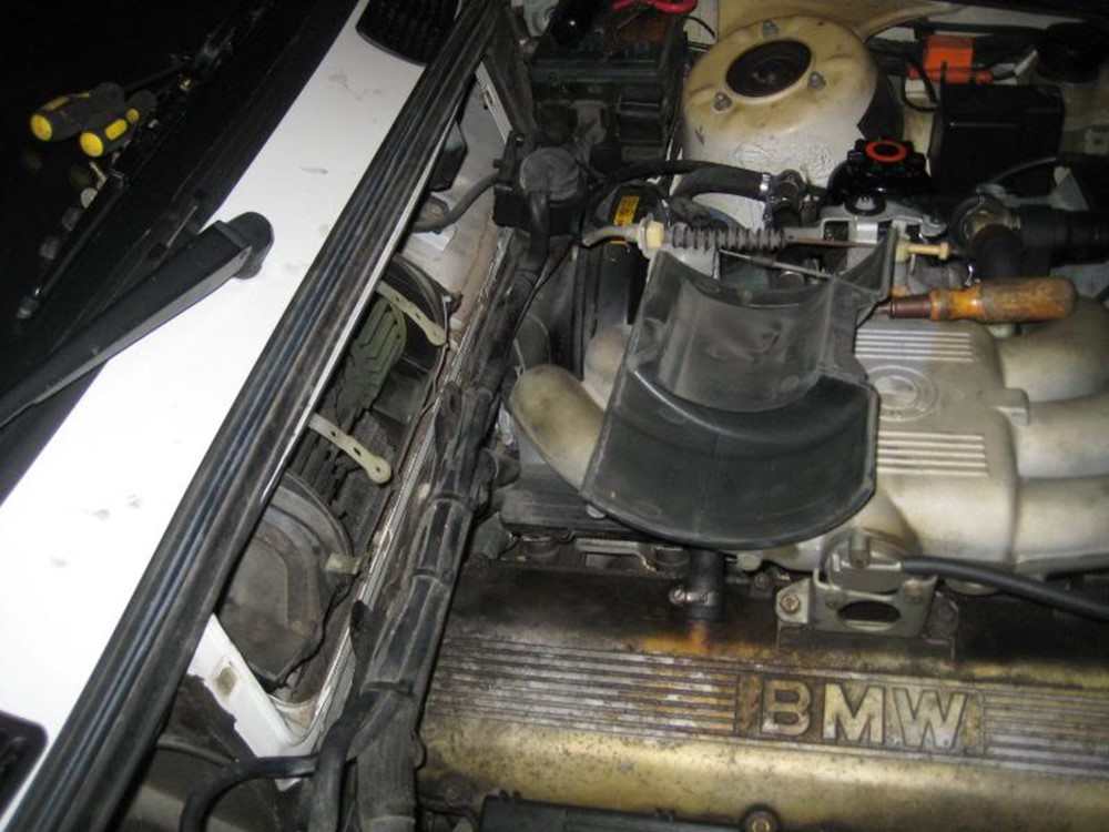 Bmw E30 Blower Motor Repair