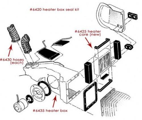 ClassicBroncos.com Tech Articles » Blog Archive » heaterbox0