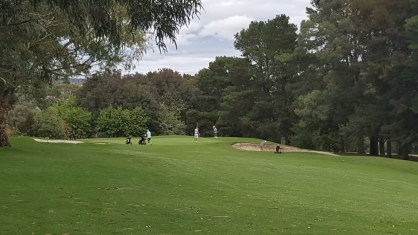 14th Hole Queanbeyan GC