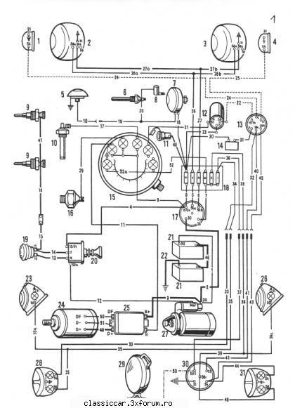 porsche 218 g 1954-1960