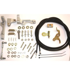 weber 38 55 dcoe dco sp twin cable carburettor carb throttle linkage [ 1992 x 1992 Pixel ]
