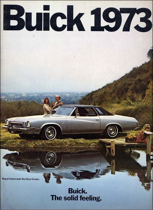 Rare Finds - 1973 Stage 1 Buick Sun Coupe
