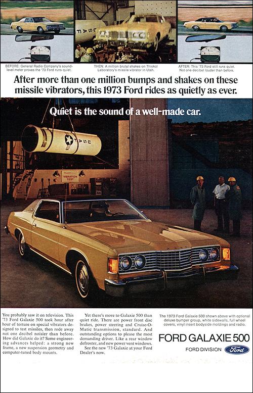 73 Ford Ltd :