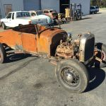1929 Ford Model A Roadster Pickup Rat Rod Hot Rod For Sale In Redding California United States For Sale Photos Technical Specifications Description