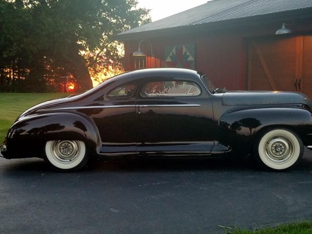 1948 Ford Custom Hot Rod