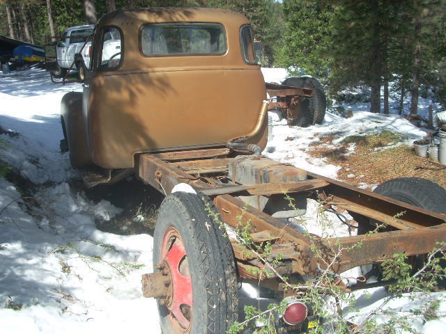 1947 Chevy 3600 Loadmaster 2 Ton Truck For Sale: Photos