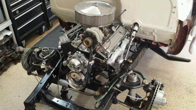 19811987 Chevrolet Truck V8 Wiring Diagram Automotive Wiring