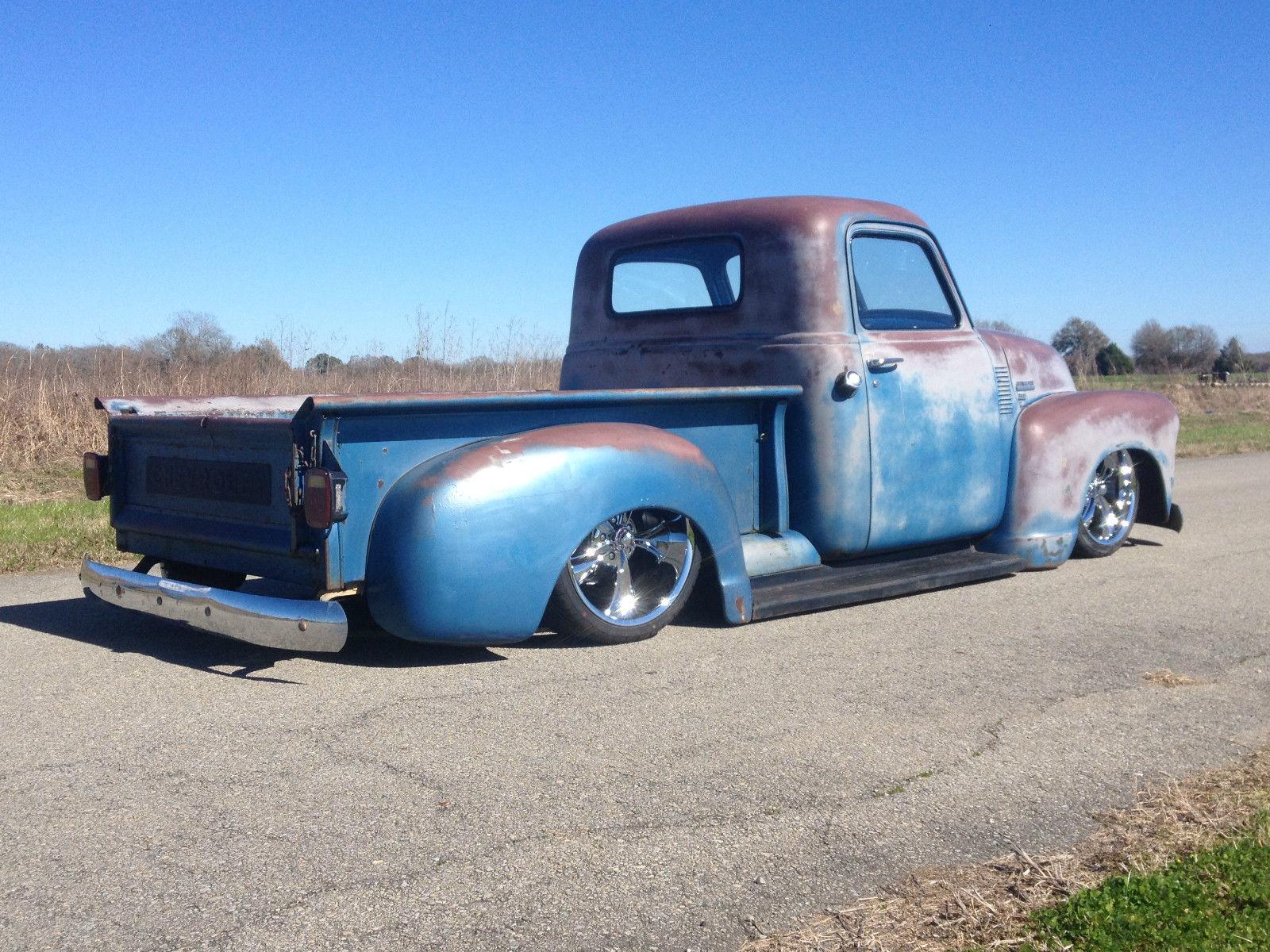 1950 3100 Custom Chevy Pickup Truck