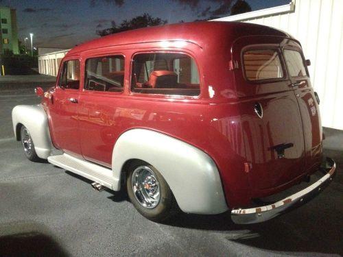 small resolution of 1950 chevrolet suburban