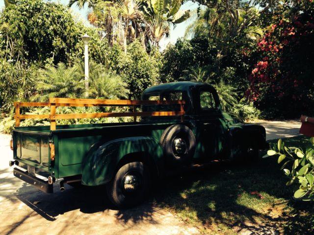 1952 International Harvester L110 Pick - Resume Examples