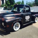 1953 Ford Pickup F100 Ratrod Shop Truck Slammed Hot Rod For Sale In Lindenhurst New York United States For Sale Photos Technical Specifications Description