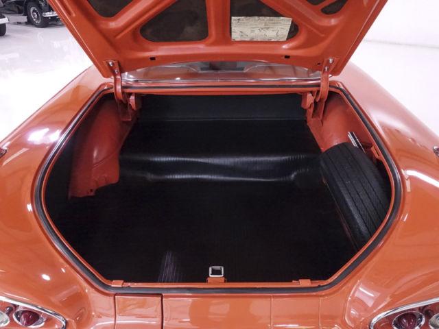 1958 Chevrolet Bel Air Impala  280 Hp 348ci V8  Tri