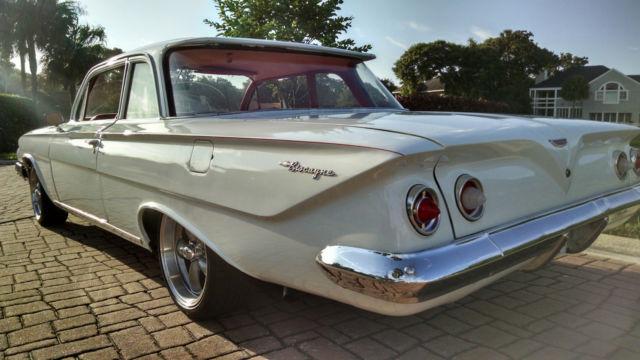 1961 Chevrolet Biscayne 2 door Post Custom for sale