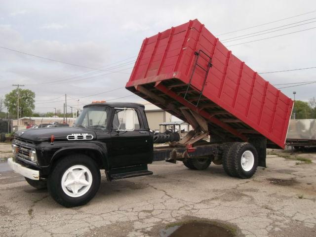 1963 Ford Grain Truck